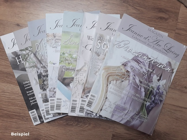 Jdl Magazine Jahres Abo 8 Ausgaben Inkl Versandkosten