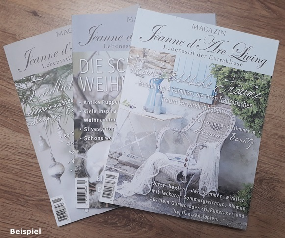 Jdl Magazine Mini Abo 3 Ausgaben