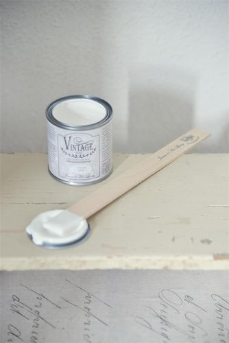 Vintage Paint Kalkfarbe Natural White 100 ml